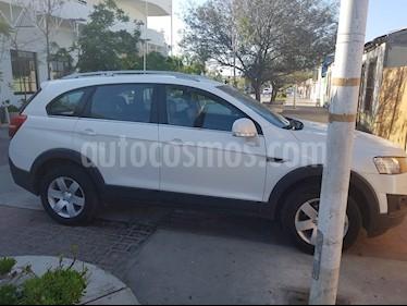 Chevrolet Captiva  LT 2.4 4X2 Aut  usado (2015) color Blanco precio $12.000.000