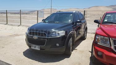 foto Chevrolet Captiva  LT 2.4 4X4 Aut Full