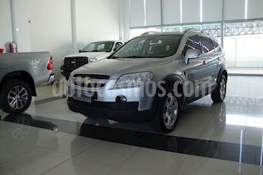 Foto venta Auto usado Chevrolet Captiva LT (2009) color Gris Claro precio $280.000