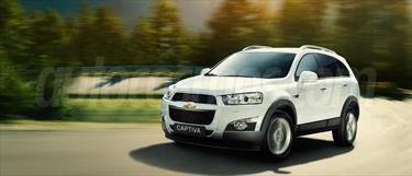 foto Chevrolet Captiva LTZ 4x4 D