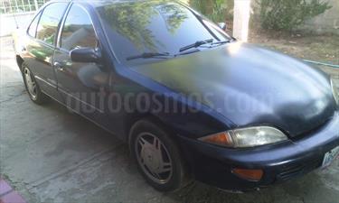 Foto venta carro usado Chevrolet Cavalier Basico L4 2.2i 8V (1998) color Azul precio BoF16.000