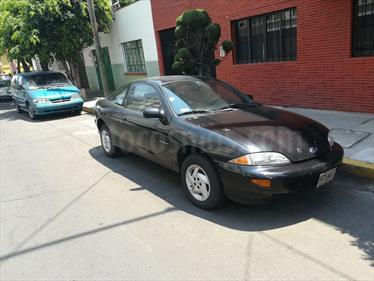 Foto venta Auto usado Chevrolet Cavalier Coupe Tipico (1999) color Negro precio $28,500