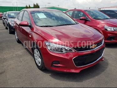 Foto venta Auto Seminuevo Chevrolet Cavalier LS (2018) color Rojo precio $188,000