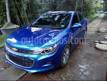 Foto venta Auto Seminuevo Chevrolet Cavalier Premier Aut (2018) color Azul precio $235,000
