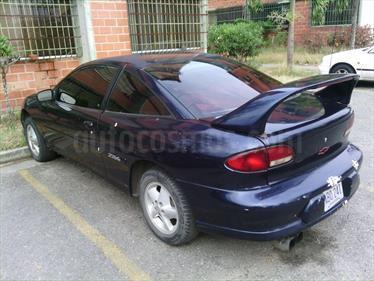 Foto venta carro usado Chevrolet Cavalier Z24 2P L4 2.4i 16V (1998) color Azul precio BoF55.000.000