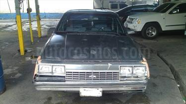 Foto venta carro usado Chevrolet Celebrity sedan (1983) color Gris precio BoF75.000.000