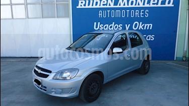 Foto venta Auto Usado Chevrolet Celta 5 Ptas Lt (2012) color Gris precio $190.000