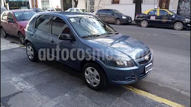 Foto venta Auto Usado Chevrolet Celta 5P Advantage AA+DIR (2015) color Azul precio $189.000