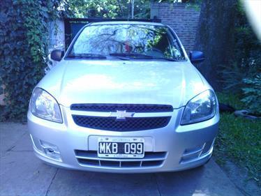 Foto venta Auto Usado Chevrolet Celta LS 3P Ac (2013) color Gris Metalico precio $148.000