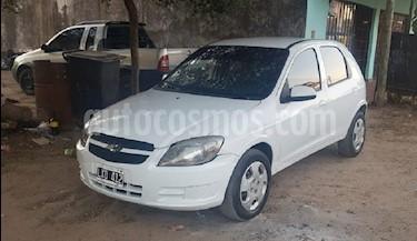 Foto venta Auto Usado Chevrolet Celta LS 3P Ac (2012) color Blanco