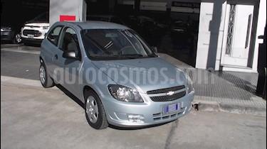 Foto venta Auto usado Chevrolet Celta LT 3P (2011) color Plata Metalico precio $204.900