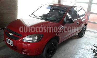 Foto venta Auto Usado Chevrolet Celta LT 3P (2012) color Rojo
