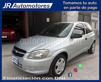Foto venta Auto usado Chevrolet Celta LT 3P (2017) color Plata Metalico precio $200.000