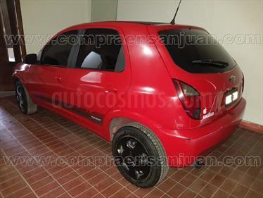 Foto venta Auto Usado Chevrolet Celta LT 5P Paq (2013) color Rojo Pepper precio $155.000