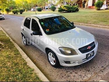 Foto venta Auto usado Chevrolet Celta LT 5P (2012) color Gris Metalico precio $132.000