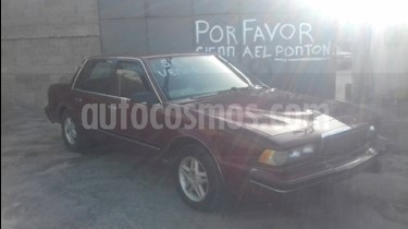 Foto venta carro usado Chevrolet Century 2.8 full inyection (1988) color Rojo precio u$s700