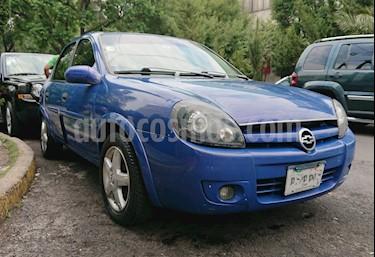 Foto venta Auto Usado Chevrolet Chevy Sedan 1.6L Monza (2008) color Azul precio $49,000