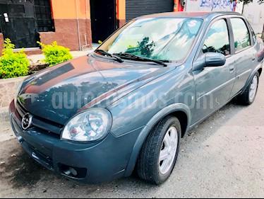 Foto venta Auto Usado Chevrolet Chevy Sedan 1.6L Monza (2008) color Gris precio $57,999