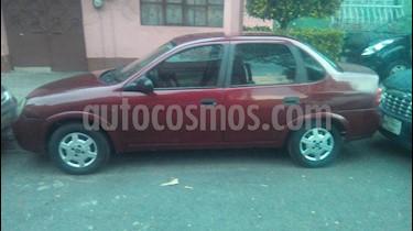 Foto venta Auto usado Chevrolet Chevy Sedan 1.6L Monza (2008) color Rojo precio $47,000