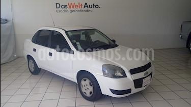 Foto venta Auto Seminuevo Chevrolet Chevy Sedan Paq J (2011) color Blanco Olimpico precio $97,900