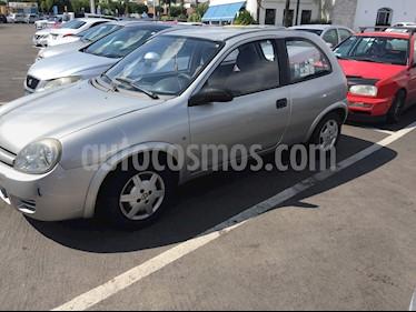 Foto venta Auto usado Chevrolet Chevy 3P Paq B (2008) color Plata precio $52,000