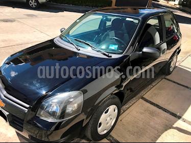 Foto venta Auto Seminuevo Chevrolet Chevy 3P Paq M (2012) color Negro precio $88,500