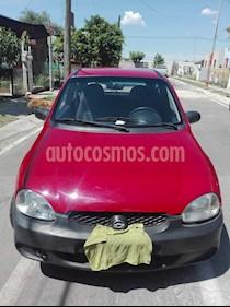 Foto venta Auto Seminuevo Chevrolet Chevy 3P Pop Austero (2002) color Rojo precio $34,000