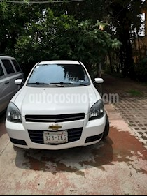 Foto venta Auto usado Chevrolet Chevy 4P Monza Pop 1.6L  (2011) color Blanco precio $75,000