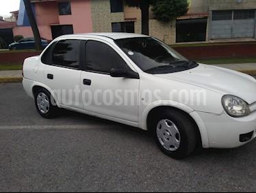 Foto venta Auto Usado Chevrolet Chevy 4P Monza Pop 1.6L  (2008) color Blanco precio $41,900