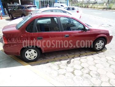Foto venta Auto usado Chevrolet Chevy 4P Monza Pop 1.6L  (2012) color Rojo precio $75,000
