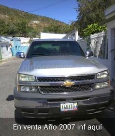 Foto venta carro usado Chevrolet Cheyenne Auto. 4x2 (2007) color Gris precio u$s5.500