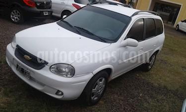 Foto venta Auto Usado Chevrolet Classic Wagon - (2010) color Blanco precio $148.000
