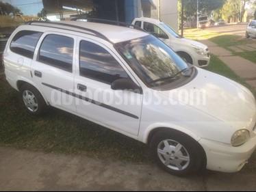 Foto venta Auto Usado Chevrolet Classic Wagon LS (2005) color Blanco precio $85.000