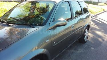 Foto venta Auto Usado Chevrolet Classic Wagon LT (2011) color Gris Tanaris precio $130.000