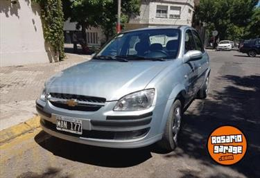 Foto venta Auto Usado Chevrolet Classic 4P LS Pack (2012) color Plata Polaris precio $125.000