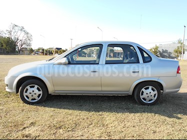 Foto venta Auto usado Chevrolet Classic 4P LS Pack (2014) color Plata precio $190.000