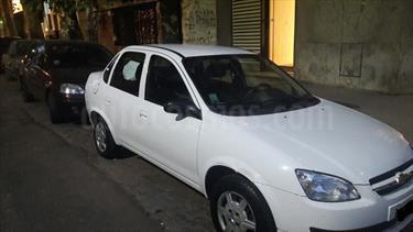Foto venta Auto usado Chevrolet Classic 4P LS  (2016) color Blanco precio $160.000