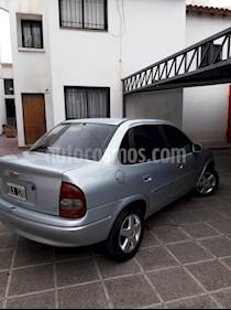 Foto venta Auto Usado Chevrolet Classic 4P LS (2009) color Gris precio $145.000