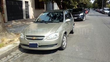 Foto venta Auto usado Chevrolet Classic 4P LT (2011) color Beige precio $135.000