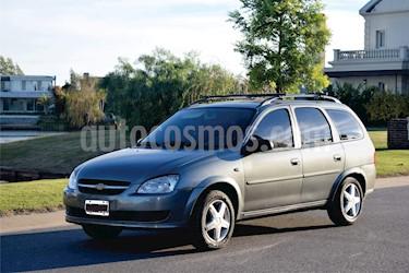 Foto venta Auto usado Chevrolet Classic 4P LT (2011) color Gris precio $134.000