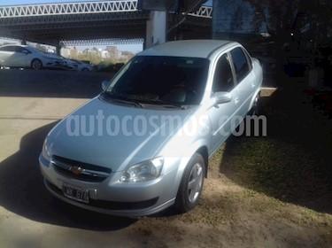 Foto venta Auto Usado Chevrolet Classic 4P LT (2012) color Plata Polaris precio $160.000