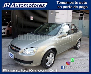 Foto venta Auto usado Chevrolet Classic 4P LT (2010) color Beige precio $175.000