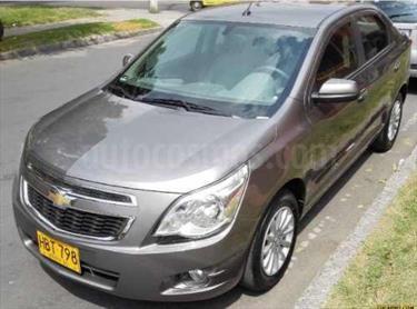 Chevrolet Cobalt 1.8 LTZ usado (2013) color Gris Eclipse precio $27.000.000