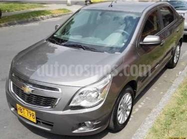 Chevrolet Cobalt 1.8 LTZ usado (2013) color Gris Oscuro precio $25.000.000