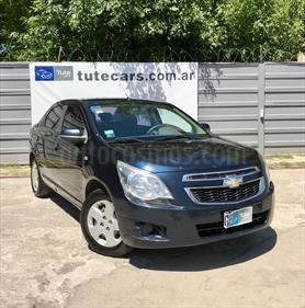 Foto venta Auto Usado Chevrolet Cobalt LT  (2013) color Azul Macaw precio $200.000