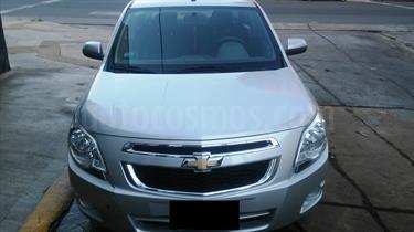 Foto venta Auto Usado Chevrolet Cobalt LT  (2013) color Gris Rusk precio $195.000