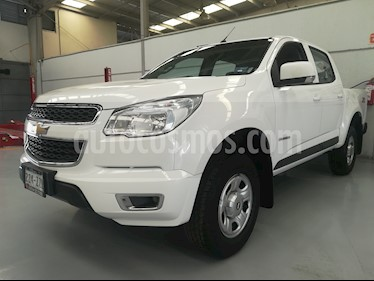 foto Chevrolet Colorado 3.5L 4x2 Cabina Doble Paq C