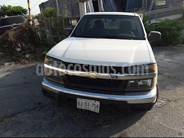 Foto venta Auto usado Chevrolet Colorado 4x2 Paq. B (2007) color Blanco precio $85,000