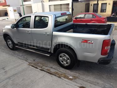 Foto venta Auto usado Chevrolet Colorado LT 4x2  (2013) color Gris Plata  precio $250,000