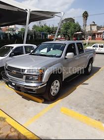 Foto venta Auto usado Chevrolet Colorado LT Z71 4x4 (2012) color Gris Plata  precio $210,000